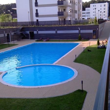 piscina Natura residence