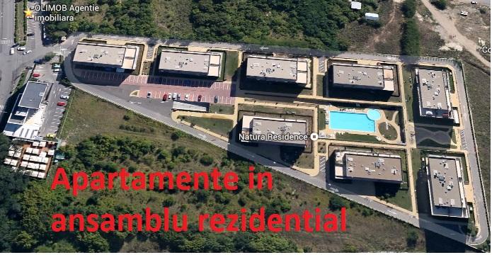 Apartamente Natura Residence