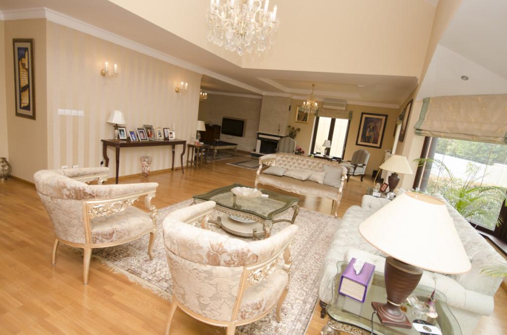 Plan Floor Villa Pipera