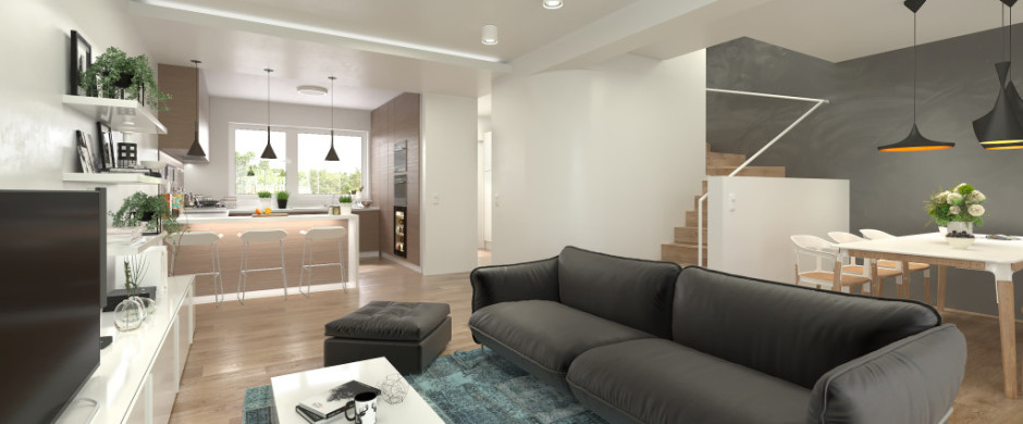 Pipera vanzare vila CATTED RESIDENCE