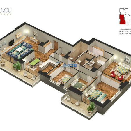 five-rooms-apartment-3rd-floor-211-sqm-with-2-private-terraces