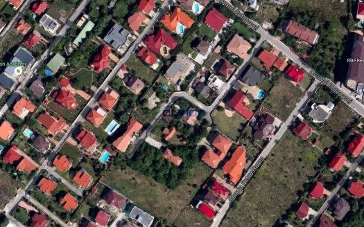 Pipera  vanzare lot pentru casa 350 mp Iancu Nicolae