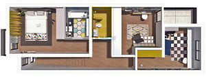 plan-etaj-otopeni-nord-residence