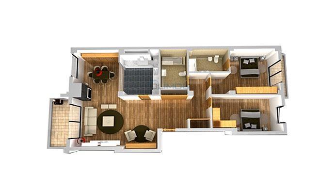 Inchiririe apartament Ibiza Sol