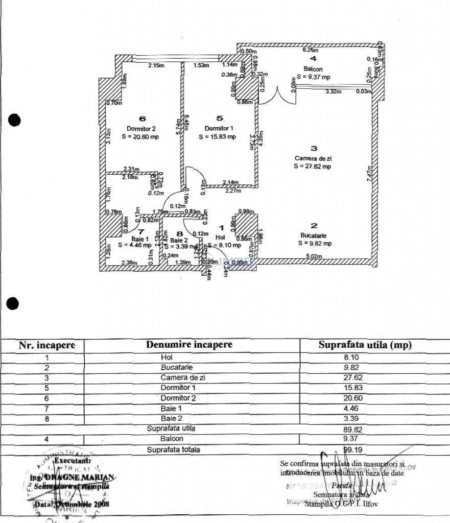My dream inchiriere apartament