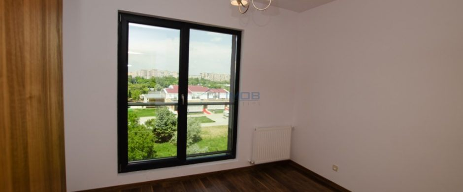 Crangasi apartament in bloc nou cu vedere la lac