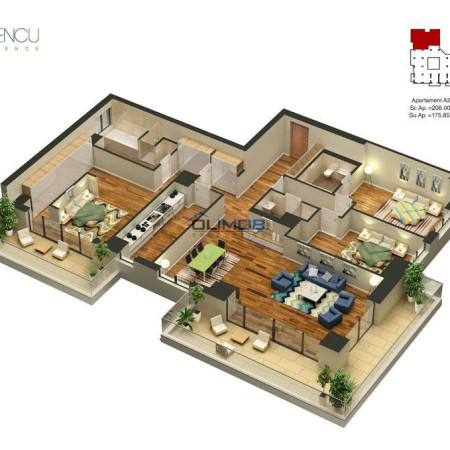 four-rooms-apartment-2nd-floor-175-sqm-with-2-private-terraces