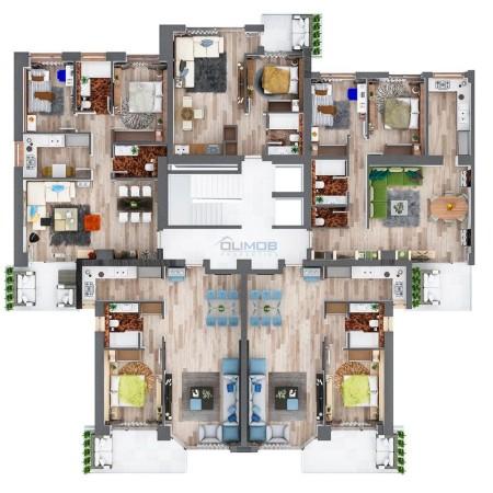 plan-etaj-curent-floreasca-residence
