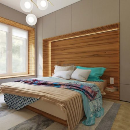 dormitor apartament baneasa
