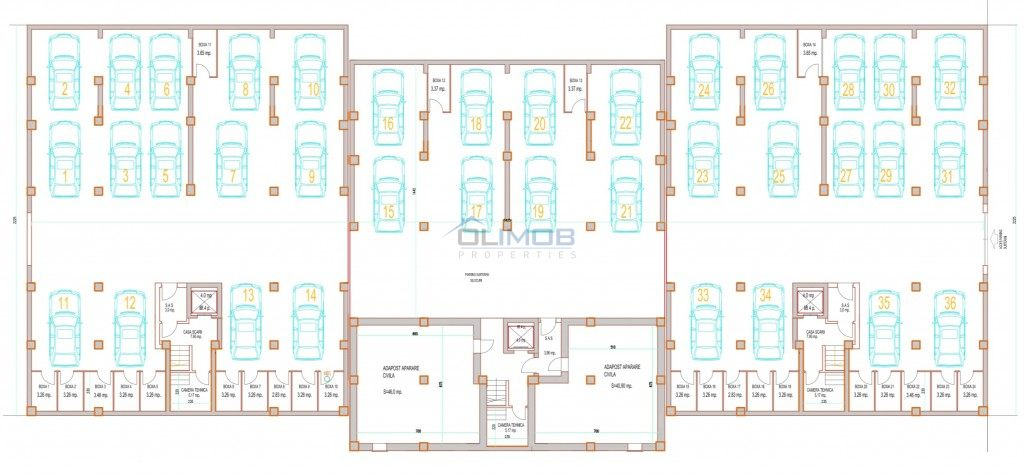 plan parcare iBiza